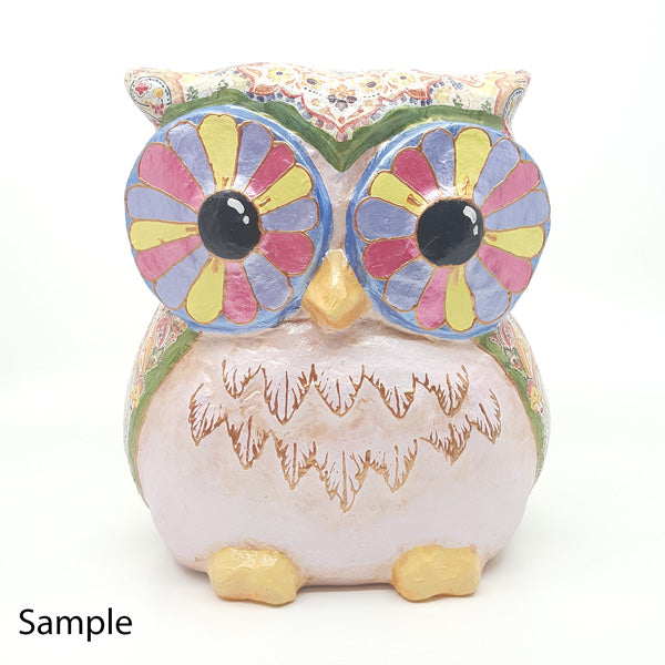 Papermache Owl