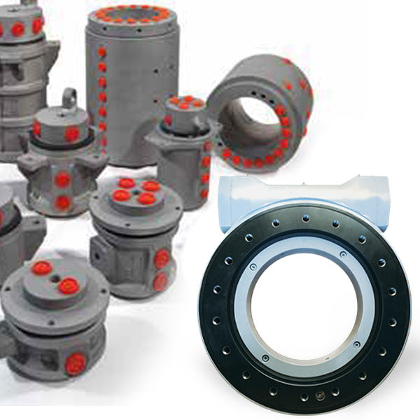 Worm Drives & Rotary Manifolds