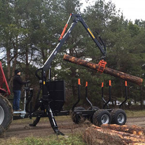 Forestry Trailers