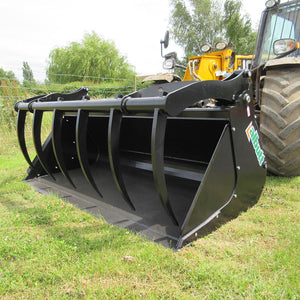 Albutt Grab Buckets - Approved Hydraulics