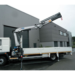 PESCI SE 135A Knuckle Boom Cranes - Approved Hydraulics