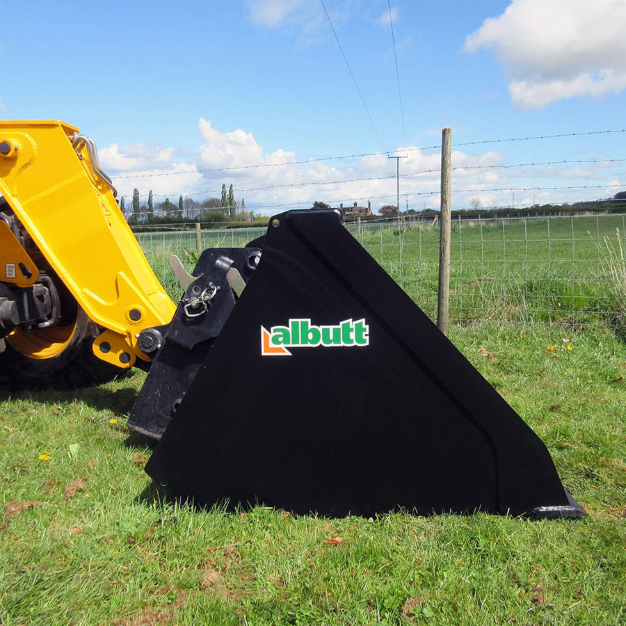 Albutt General Purpose Buckets - Approved Hydraulics
