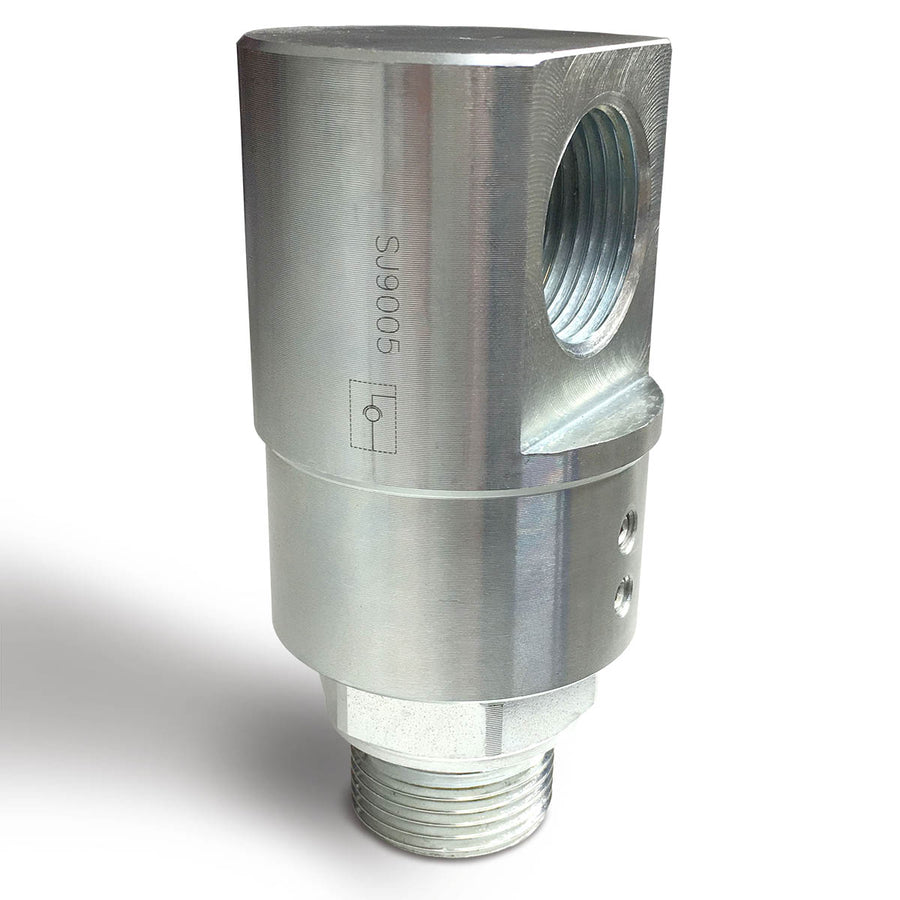 Hydra Part 90º Rotary Swivel Joint - Approved Hydraulics