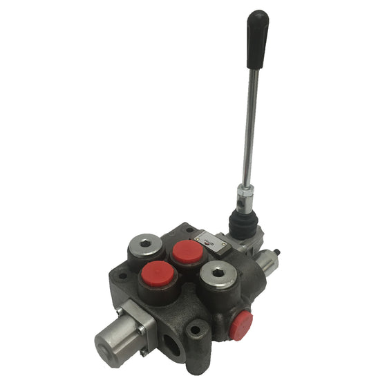 Hydra Part Standard 90L Lever Operated Monoblock Valves - Approved Hydraulics