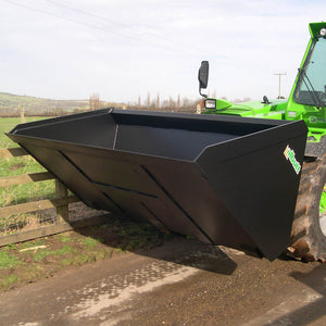 Albutt Grain Buckets - Approved Hydraulics
