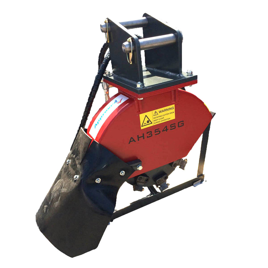 Hydra Part AH354SG Stump Grinder - Approved Hydraulics