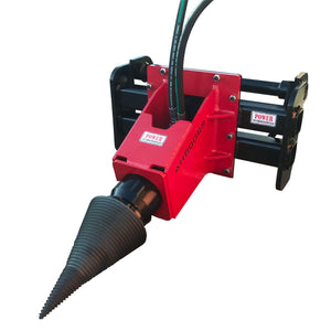 Approved Hydraulics Telehandler Option Cone Splitter (AH800CS) - Approved Hydraulics