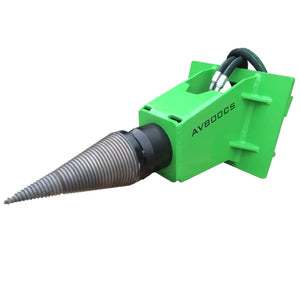 Approved Hydraulics AV800CS Hydraulic Cone Splitter - Approved Hydraulics