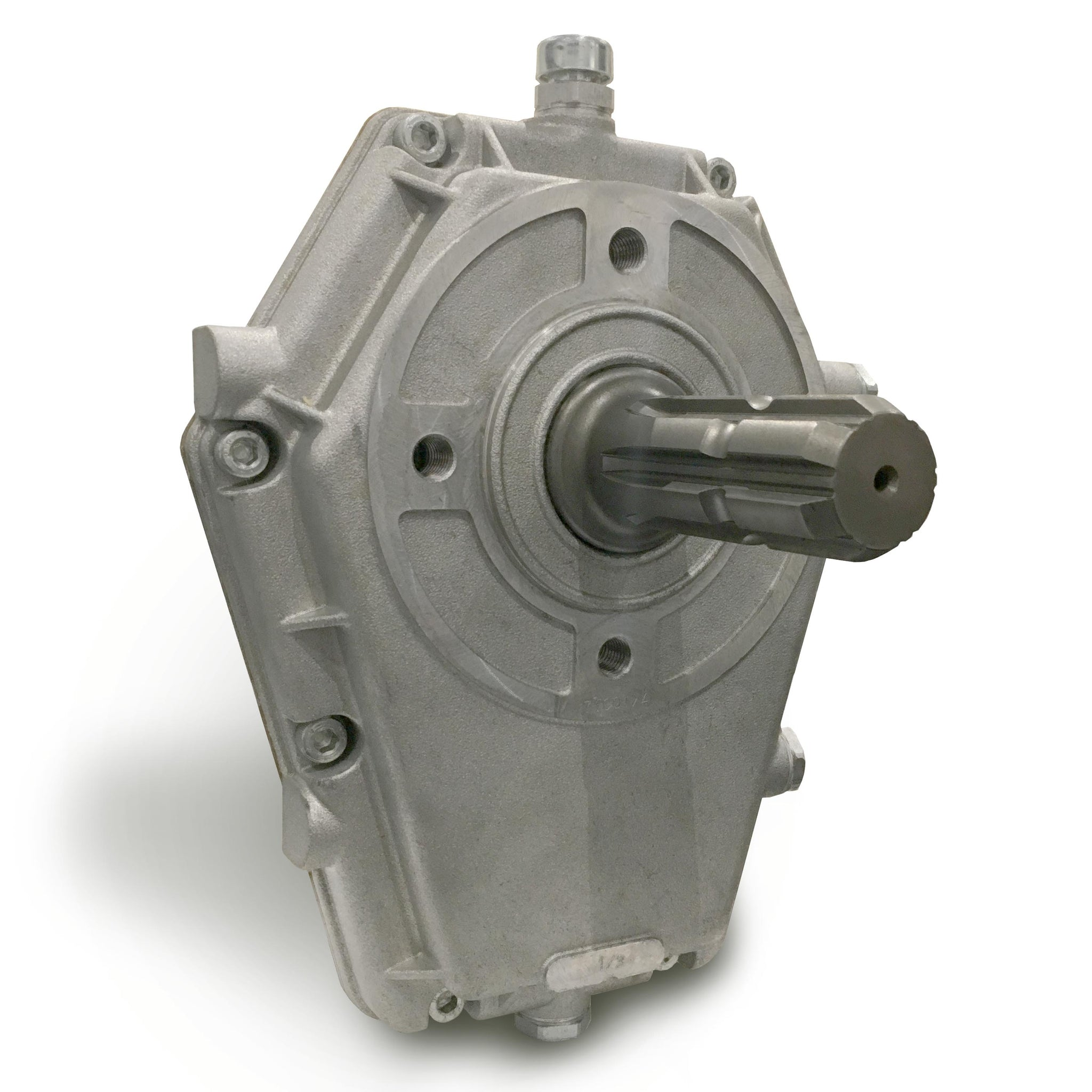 PTO Gear Box 3:1 ratio for Group 2 or 3 Pumps - Male Shaft