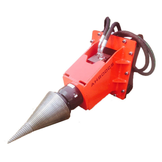 Approved Hydraulics AH800CS Hydraulic Cone Splitter - Approved Hydraulics