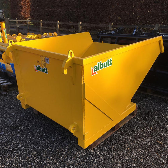 Albutt Bucket Skips - Approved Hydraulics