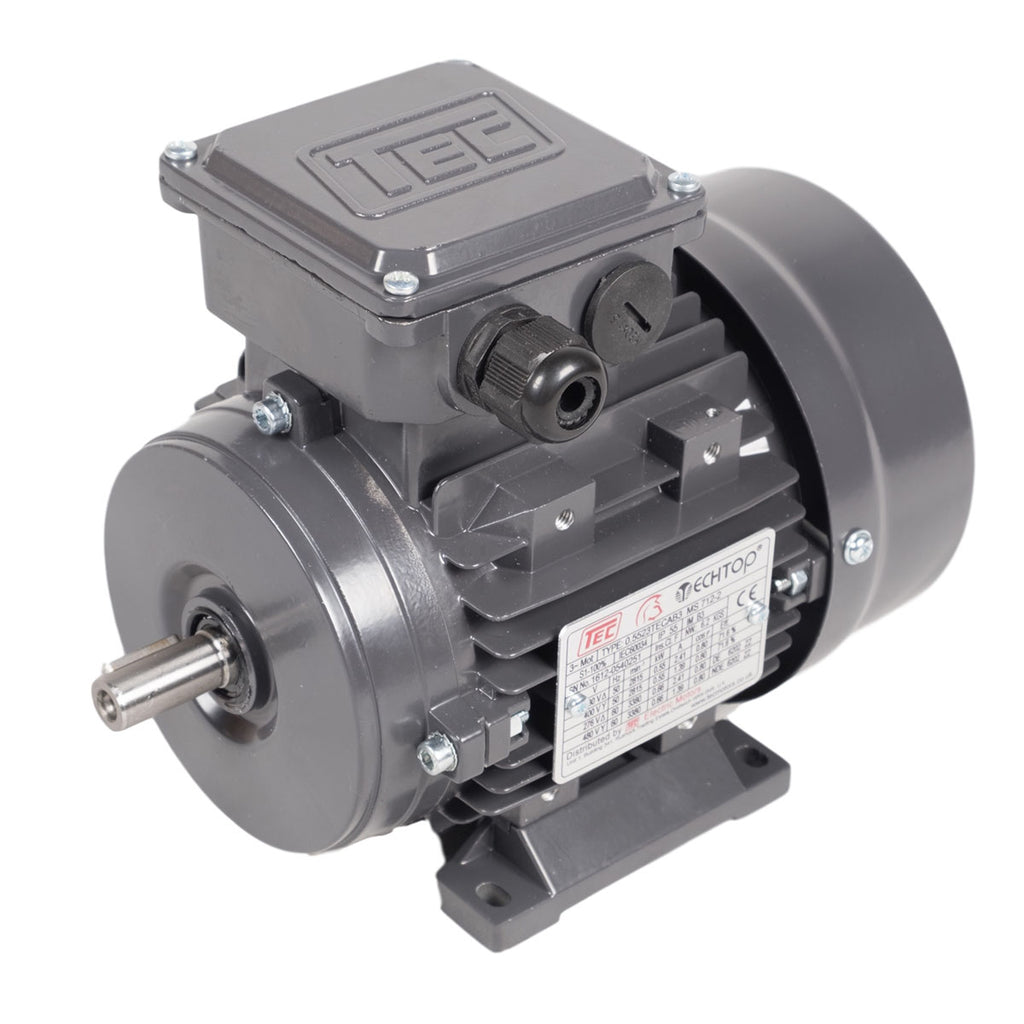 3 Phase Electric Motors 2 Pole Tec Motors Approved