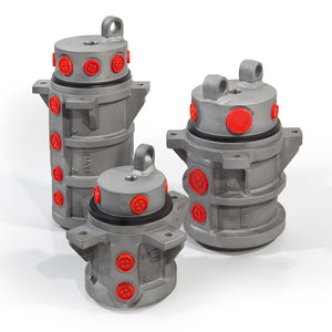 Rotary Manifold DI Series (2-18 Channels) - Approved Hydraulics Ltd