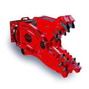 CMB FH Series Pulveriser - Approved Hydraulics