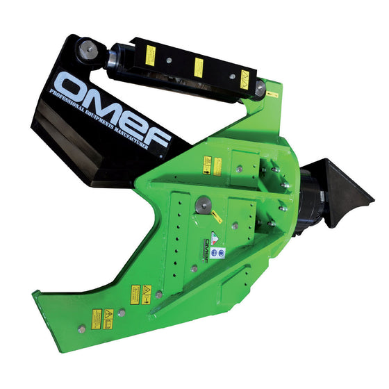 OMEF CS400H Tree Shears - Approved Hydraulics