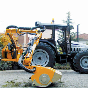 Femac DOC 400 Side Arm Flail (4.5-5.0T Tractors) - Approved Hydraulics