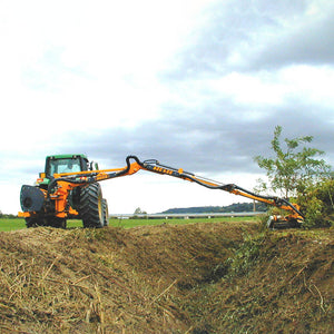 Femac DOC 600 Side Arm Flail (7.0T Tractors) - Approved Hydraulics
