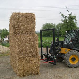 Albutt Rectangular Bale Spikes - Approved Hydraulics