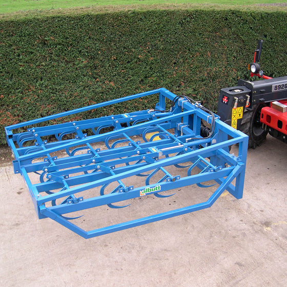 Albutt Flat Bale Grabs - Approved Hydraulics