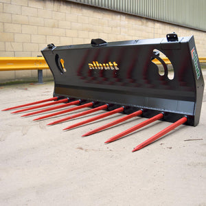 Albutt Manure Fork - C Series - Approved Hydraulics