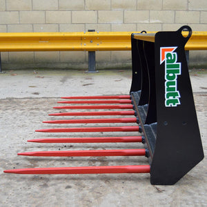 Albutt Manure Fork - E Series - Approved Hydraulics