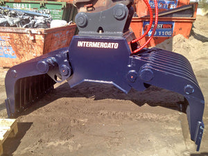 Intermercato DS Demolition Grab Range - Approved Hydraulics