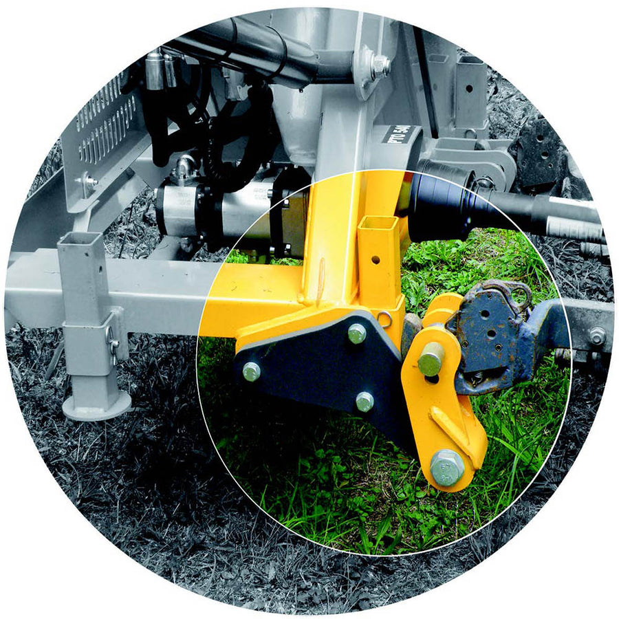 Femac DOC 201 Side Arm Flail (2-2.5T Tractors) - Approved Hydraulics