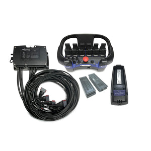 Scanreco RC400 4 Function Radio Remote Control (G2B) - Approved Hydraulics