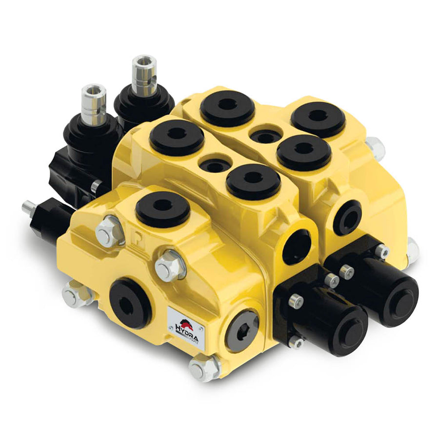 Hydra Part 100L GS Sectional Control Valve - Approved Hydraulics