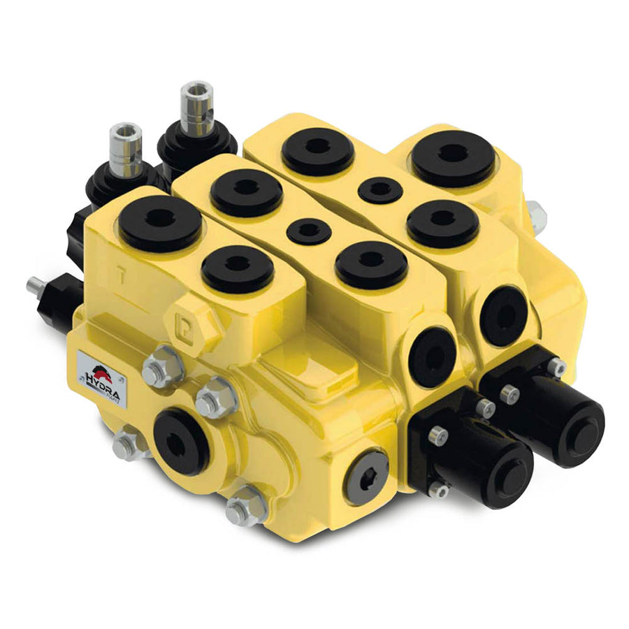 Hydra Part 150L GS Sectional Control Valve - Approved Hydraulics