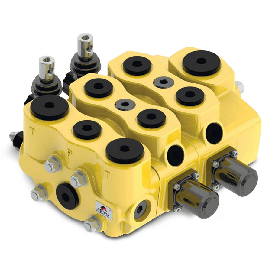 Hydra Part 250L GS Sectional Control Valve - Approved Hydraulics
