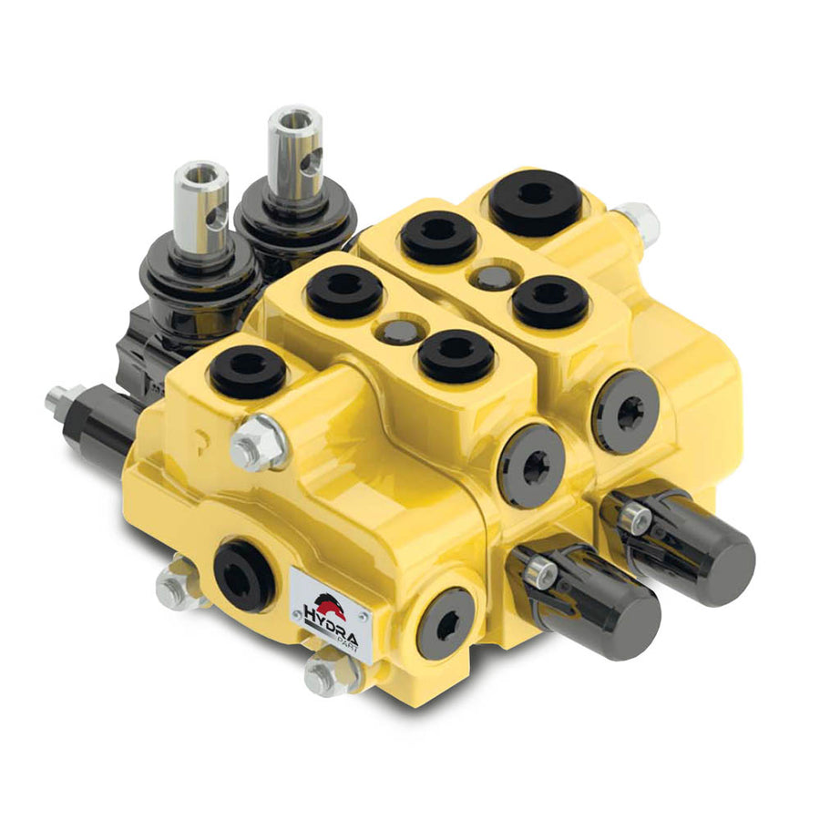 50L GS Sectional Control Valve - Approved Hydraulics Ltd