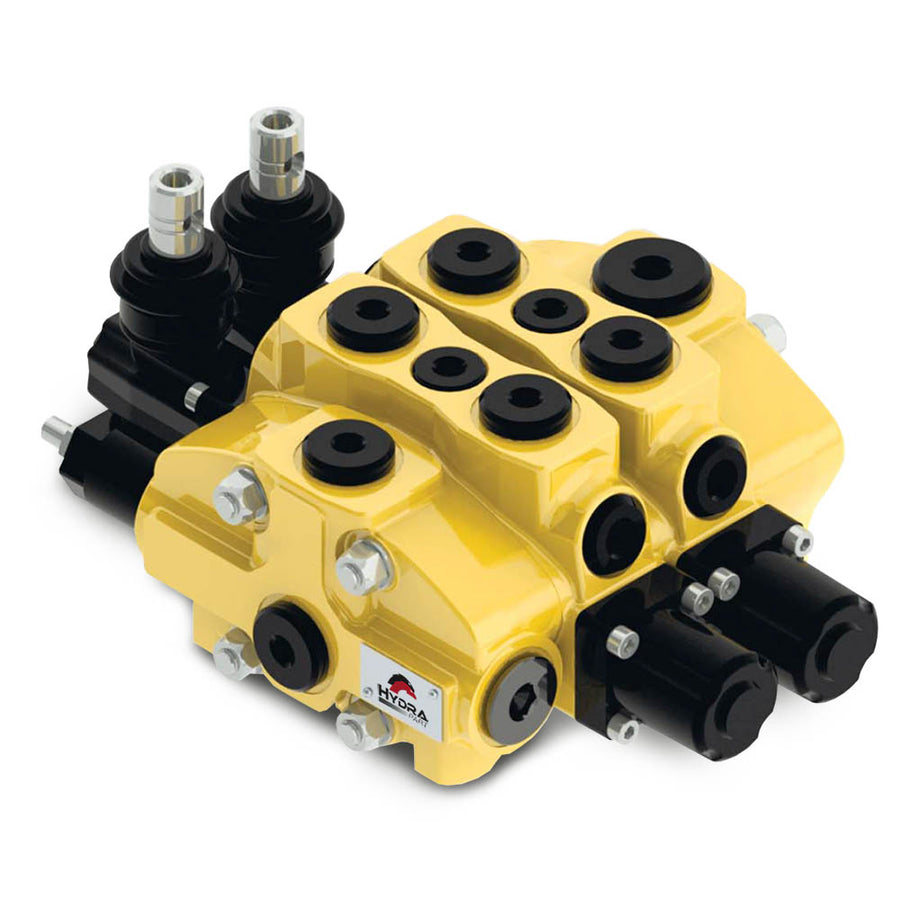 80L GS Sectional Control Valve - Approved Hydraulics Ltd