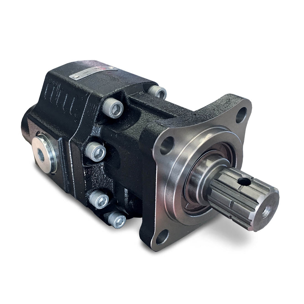 Hydra Part HP-GP30 Side & Rear Ported PTO Gear Pumps (82cc) - Approved Hydraulics