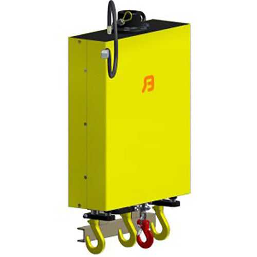 Bakker GEJO 10 Container Discharge Unit - Approved Hydraulics