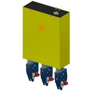 Bakker GEJO 18 Container Discharge Unit - Approved Hydraulics