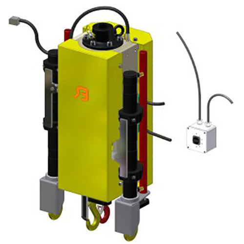 Bakker GEJO 20 Container Discharge Unit - Approved Hydraulics