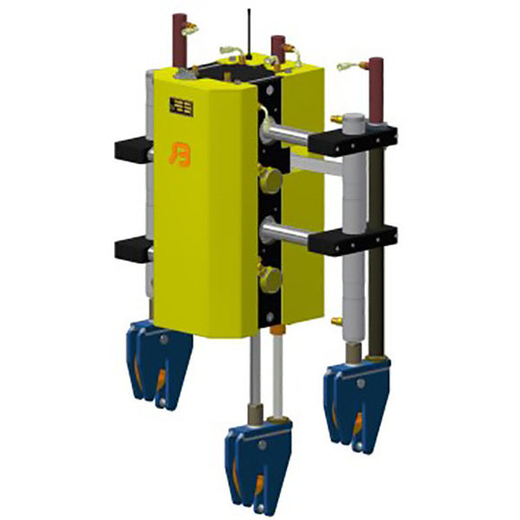 Bakker GEJO 28 Container Discharge Unit - Approved Hydraulics