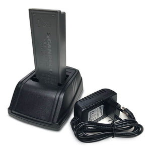Scanreco Battery Charger Alternative with 110-230vAC Mains Adaptor
