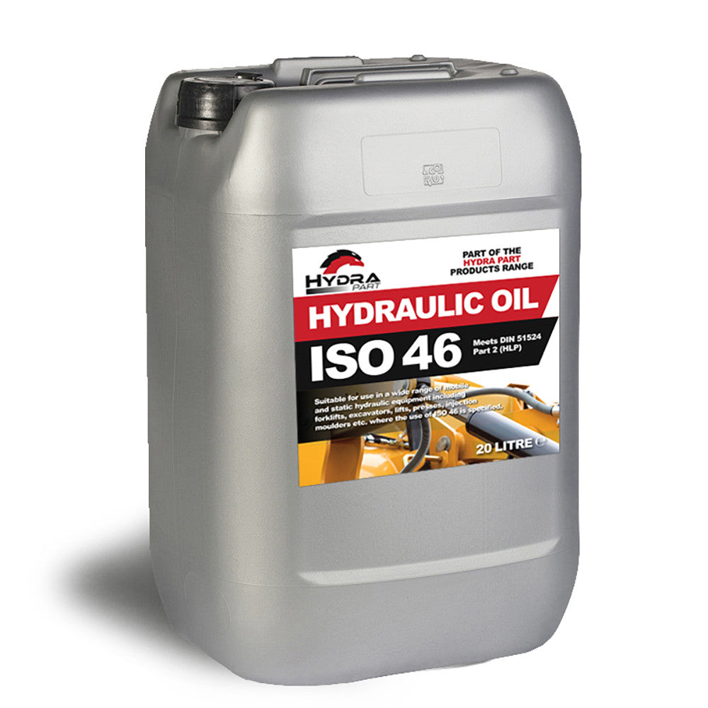 Hydraulic Oil ISO 46, 20 Litres