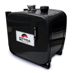 Hydra Part Side Mounted Steel Oil Tanks With Filter (80L-250L) - Approved Hydraulics