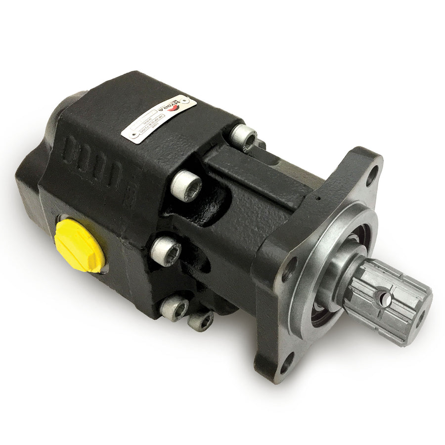 HP-GP30 Power Take Off Gear Pumps - Approved Hydraulics Ltd
