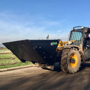 Albutt High Tip Buckets, Muck Handling - Approved Hydraulics