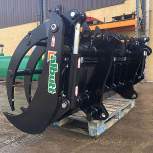 Albutt Root Grapples - Approved Hydraulics