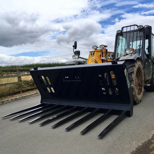 Albutt Manure Fork - B Series - Approved Hydraulics