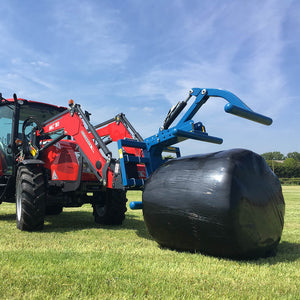 Albutt Over Arm Bale Grab - Approved Hydraulics