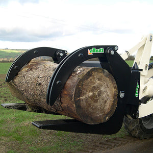 Albutt Log Grabs - Approved Hydraulics