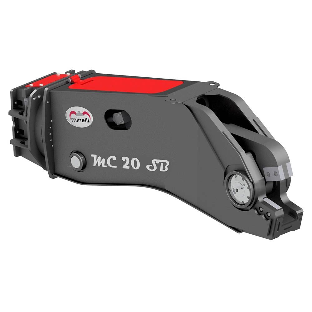 Minelli MC 20 SB R Hydraulic Cutter - Approved Hydraulics