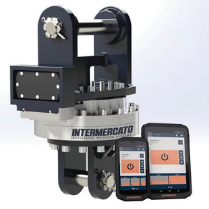 Intermercato Intermercato Intelligent Weighing System Compact 10MH - Approved Hydraulics