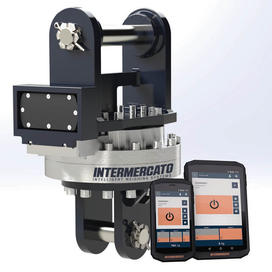 Intermercato Intermercato Intelligent Weighing System Compact 15MH - Approved Hydraulics